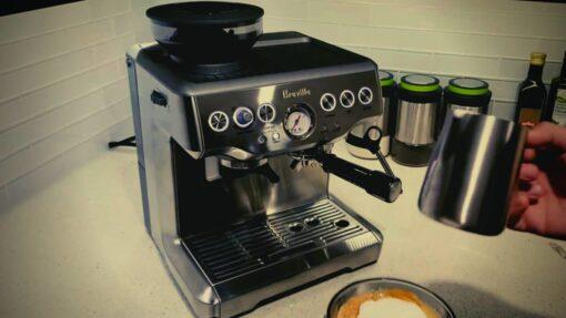 Máy pha cafe Breville 870XL