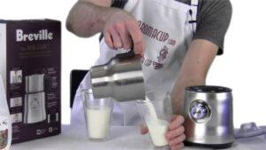Mua máy tạo váng sữa Breville ở đâu